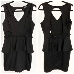 Urban Outfitters Little Black Dress Size 12